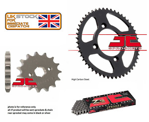 BMW S1000 R 2013 - 2020 JT SUPER HD CHAIN AND FRONT / REAR SPROCKET SET