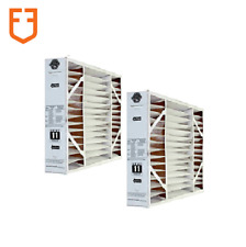 Genuine Lennox X6667 2-Pack MERV 11 Air Filter Media Replacement 21 x 26 x 4