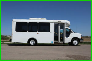 2015 Chevrolet G4500 ARBOC Spirit of Mobility 15 Passenger Kneeling Shuttle Bus