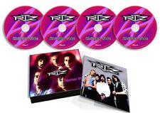 RTZ BOSTON LIVE & RARITIES 4 CD