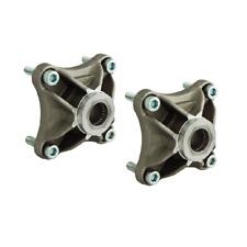 Yamaha Blaster Tri-Z rear wheel hubs 4x100 pcd bolt pattern Durablue 20-1338