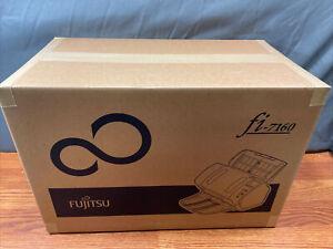 Fujitsu Fi-7160 PA03670-B085 Duplex Document Scanner Brand New