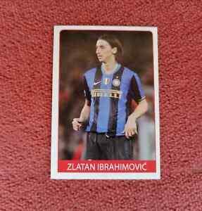 Zlatan IBRAHIMOVIC CHAMPIONS OF FOOTBALL 2009-2010 RAFO 4