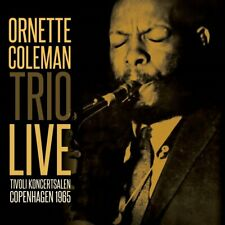 ORNETTE COLEMAN TRIO - TIVOLI KONCERTSALEN COPENHAGEN 1965   CD NEU