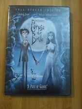 Tim Burtons Corpse Bride (Dvd, 2006, Full Frame)