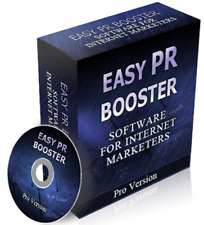 Easy Page Rank Booster W/ Private Label Rights + Source Code + 10 Bonus Software