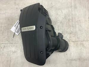 04-10 Bentley Continental GT Left Air Cleaner Filter Housing Box