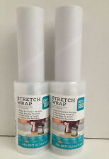 Pen Gear Stretch Wrap 4inx300ft Lot Of 2 Great For Shipping Amp Securing Items