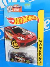 Hot Wheels 2015 Road Rally Series #78 '12 Ford Fiesta Mtflk Dark Burgundy w PR5s