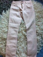 Full circle womens jeans, Peach,