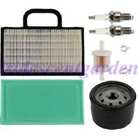 Air Filter Tune Up Kit For Briggs & Stratton 18-22 HP Intek V-Twin Engines