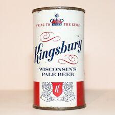 New listing Kingsbury Pale Beer Flat Top