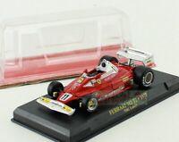 1:43 Scale Ferrari Collection F1 312 T2 1977 #11 Carlos Mini Car Display Diecast