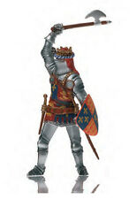 Medieval soldier Knights ENRICO V Henry Fifth 1/16 figure - Energy Toys bbi