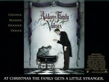 Addams Family Values movie poster - Raul Julia - 12 x 16 inches
