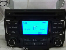11 12 2011 2012 Hyundai Sonata Radio Cd Mp3 Player 96180-3Q000  BF 4030