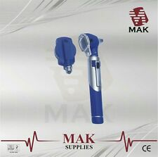 MaK LED F.O Otoscope/Ophthalmoscope ENT Diagnostic Examination For BLUE Colour