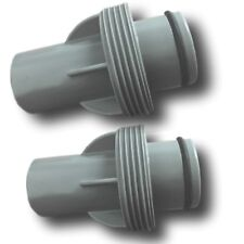 Bestway Adaptors A & B Set for Pumps with Hose Size 1-1.5in (38mm) (2 piece set)