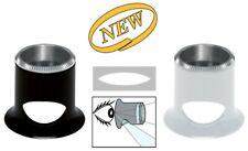 Bergeon 2611-TN-3.5 X 2.8 Eyeglasses for watchmaker With screw ring aluminium