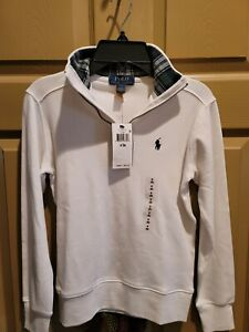 Polo ralph lauren boys Sweatshirt size 8