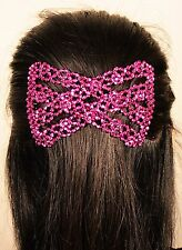 Women Magic Hair Clips EZ double comb Different hair styles (Sale Offer £ 3.99)o