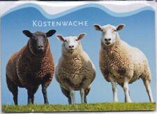 Refrigerador-Magnet: guardacostas-tres ovejas en el dique-Bay Watch