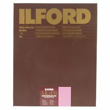 "ILFORD Multigrade FB Warmtone Gloss 8 X 10"" 25 Sheets"