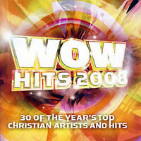 WOW Hits 2008 by Various Artists (CD, Oct-2007, 2 Discs, Sparrow Records) 17