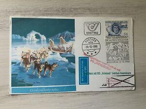 Grönland. Arctica Arctic  arktis Polarpost Polar polaire