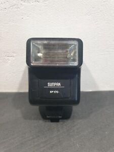 Flash Sunpak SP170 pour appareil photo