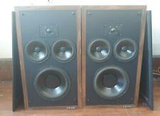 Pair Polk Audio 10A Floor Monitor Speakers Pristine!