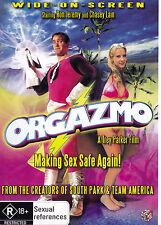 ORGAZIMO Ron Jeremy / Chasey Lain DVD R4 - PAL