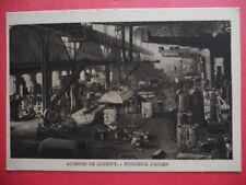 LONGWY  :  Fonderie d'Acier.