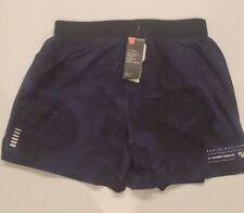 Under Armour Speedpocket Weightless 2 In 1 Mens Running Shorts - Blue Large