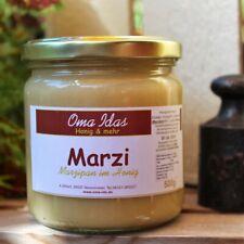 Marzipan Honigzubereitung 500g Honig Marzipanhonig Marzi Geschenkidee Mandeln