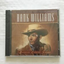 The Country Music Hall of Fame Presents Hank Williams CD