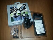 iHome Weatherproof Bike-Mount Rugged Case for iPhone5 4 4S MTB Unused With Box