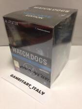 WATCH DOGS VIGILANTE EDITION (PS3) NUOVO SIGILLATO VERSIONE ITALIANA VIDEOGIOCO