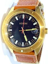 Nixon Wanderlust - The Rover Watch nice condition & new battery