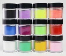 Acrylic Powder 12Box/Set Nail Art Glitter Sculpting Manicure Craft Dipping Dust