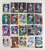 DALLAS COWBOYS NFL 20 Card Lot with Dak, Zeke, Ceedee [FL-053]