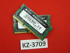 8GB Corsair CMSA8GX3M2A1333C9 SO DDR3 MAC Memory Kit 2x4Gb 1333Mhz #KZ-3709