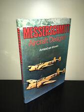 Armand van Ishoven MESSERSCHMITT AIRCRAFT DESIGNER Gentry books 1975 PLANES BC4A