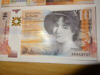 The Royal Bank Of Scotland Polymer £10 Note - Uncirculated,