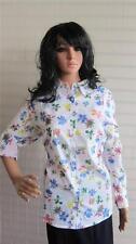 Women's Floral Cotton Tops & Shirts