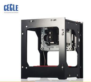 New 1000mW DIY Laser Engraver Cutter Engraving Carving Machine Printer