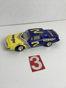 Action Dale Earnhardt #2 Wrangler 1981 Pontiac Grand Prix 1/24 NASCAR Diecast