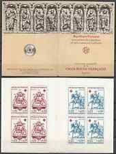 FRANCE CARNET CROIX ROUGE RED CROSS 1960 N°2009 NEUF ** LUXE MNH