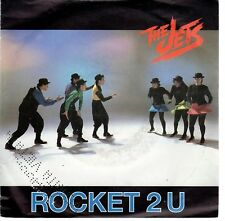 disco 45 GIRI THE JETS ROCKET 2 U - OUR ONLY CHANCE