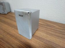 Sony ZS-D10  Personal CD AM/FM Audio System - NO POWER ADAPTER!